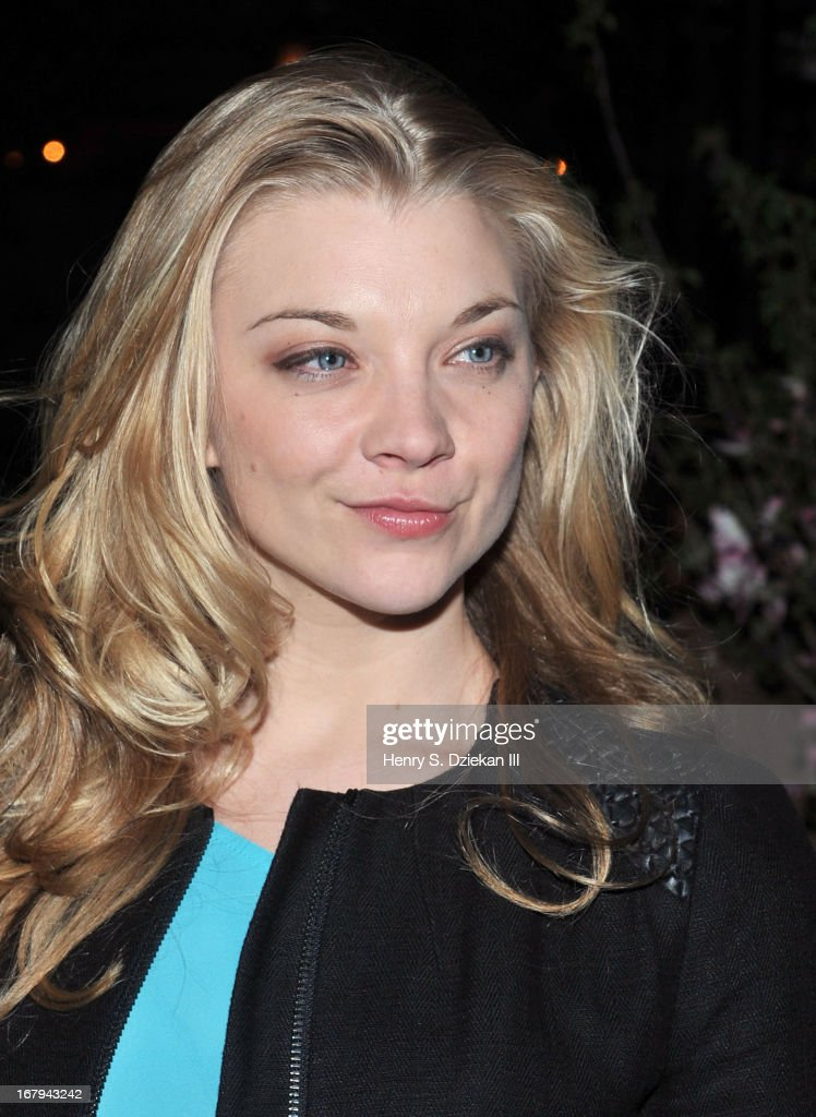 Natalie Dormer attends The Cinema Society With Tod's & GQ screening of Millennium Entertainment's 'What Maisie Knew' after party at Gallow Green at the McKittrick Hotel on May 2, 2013 in New York City.