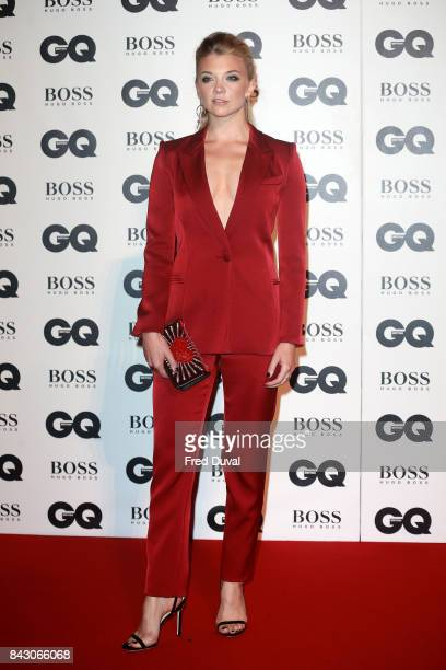Natalie Dormer attends the GQ Men Of The Year Awards at Tate Modern on September 5 2017 in London England