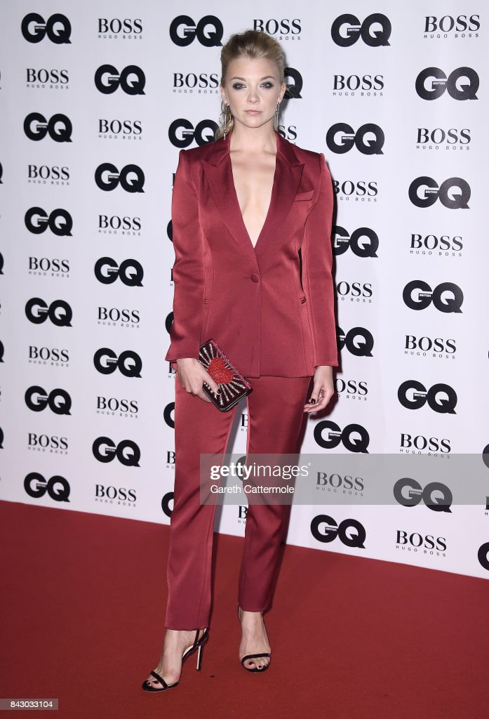 Natalie Dormer attends the GQ Men Of The Year Awards at the Tate Modern on September 5, 2017 in London, England.
