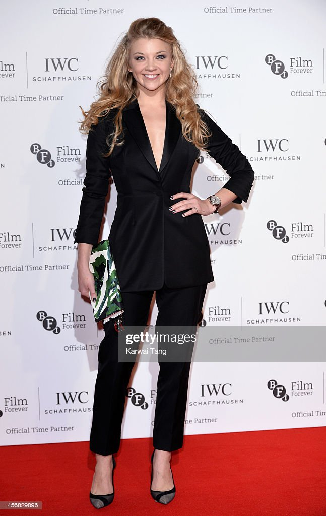<a gi-track='captionPersonalityLinkClicked' href=/galleries/search?phrase=Natalie+Dormer&family=editorial&specificpeople=817757 ng-click='$event.stopPropagation()'>Natalie Dormer</a> attends the IWC Gala dinner in honour of the BFI at Battersea Evolution on October 7, 2014 in London, England.