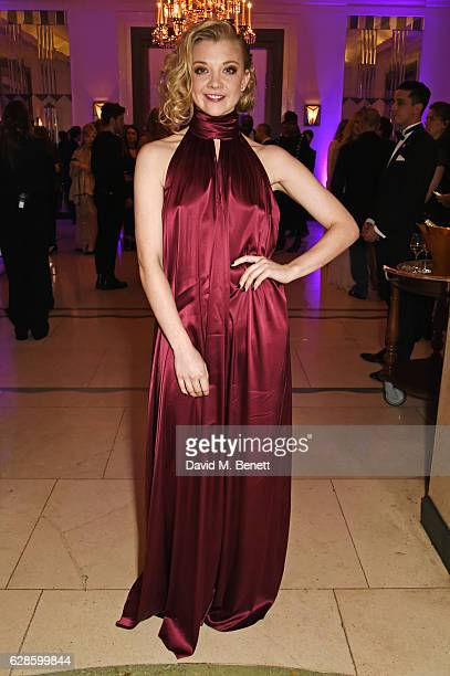 Natalie Dormer attends The London Evening Standard British Film Awards at Claridge's Hotel on December 8 2016 in London England