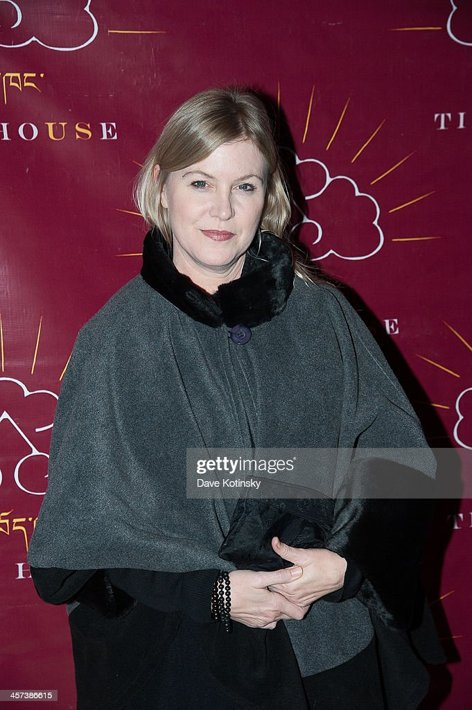 Natalie Ford attends the 11th annual Tibet House US Benefit Auction> at Christie's Auction House on December 16, 2013 in New York City.