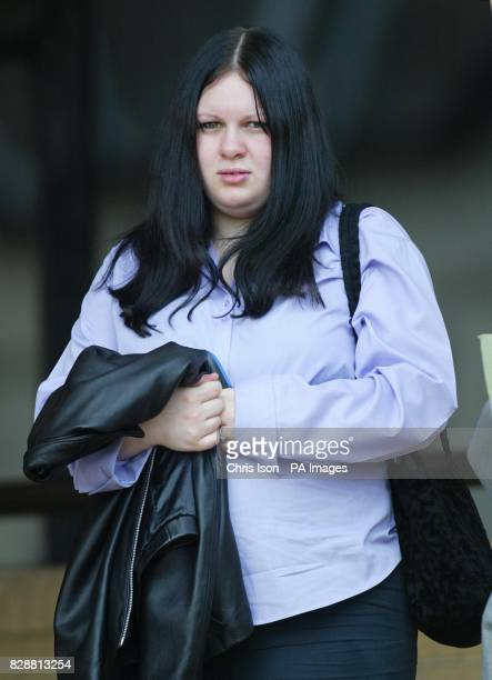 Natalie Gibson arriving at Southampton Crown Court where he is on trial on charges relating to religious harassment of a vicar Two men obsessed with...