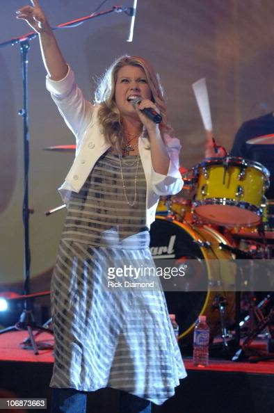 Natalie Grant during Gospel Music...