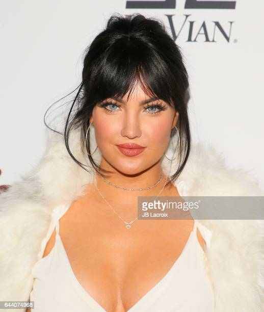 Natalie Halcro attends the OK Magazine's Annual PreOscar Event on February 22 2017 in Los Angeles California