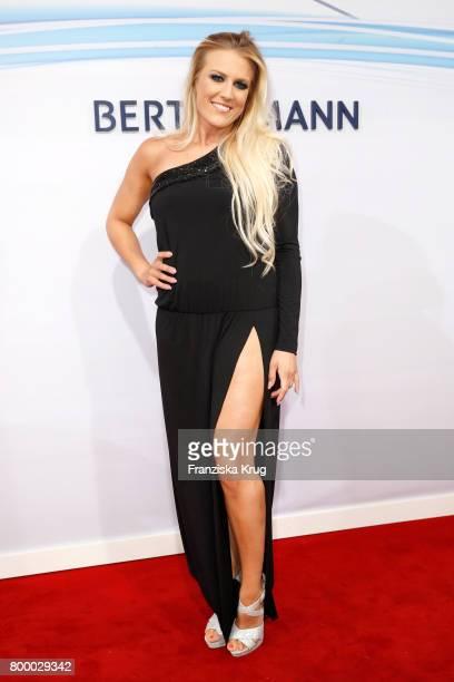 Natalie Horler attends the 'Bertelsmann Summer Party' at Bertelsmann Repraesentanz on June 22 2017 in Berlin Germany