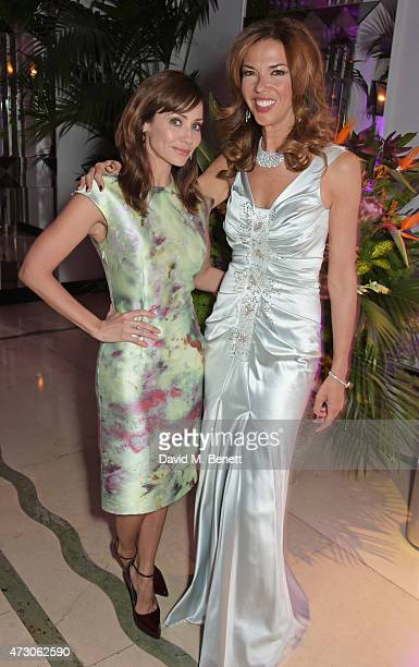 Natalie Imbruglia and Heather Kerzner attend the Spring Gala In Aid of the Red Cross War Memorial Children's Hospital hosted by QBF and Kerzner...