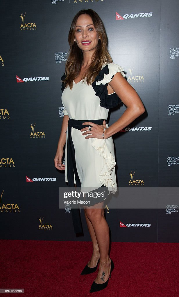<a gi-track='captionPersonalityLinkClicked' href=/galleries/search?phrase=Natalie+Imbruglia&family=editorial&specificpeople=202130 ng-click='$event.stopPropagation()'>Natalie Imbruglia</a> arrives at Australian Academy Of Cinema And Television Arts' 2nd AACTA International Awards at Soho House on January 26, 2013 in West Hollywood, California.
