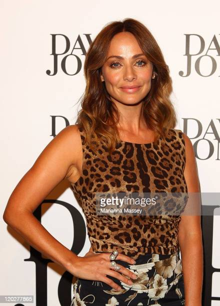 Natalie Imbruglia arrives at the David Jones Spring/Summer 2011 season launch at the Royal Hall of Industries Moore Park on August 3 2011 in Sydney...