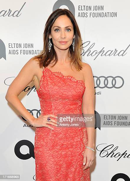 Natalie Imbruglia attends the 15th Annual White Tie and Tiara Ball to Benefit Elton John AIDS Foundation in Association with Chopard at Woodside on June 27, 2013 in Windsor, England. No sales to online/digital media worldwide until the 14th of July. No sales before July 14th, 2013 in UK, Spain, Switzerland, Mexico, Dubai, Russia, Serbia, Bulgaria, Turkey, Argentina, Chile, Peru, Ecuador, Colombia, Venezuela, Puerto Rico, Dominican Republic, Greece, Canada, Thailand, Indonesia, Morocco, Malaysia, India, Pakistan, Nigeria. All pictures are for editorial use only and mention of 'Chopard' and 'The Elton John Aids Foundation' are compulsory. No sales ever to Ok, Now, Closer, Reveal, Heat, Look or Grazia magazines in the United Kingdom. No sales ever to any jewellers or watchmakers other than Chopard