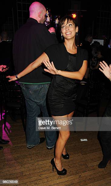 Natalie Imbruglia attends the Mummy Rocks party in aid of the Great Ormond Street Hospital Children's Charity at the Bloomsbury Ballroom on March 24...