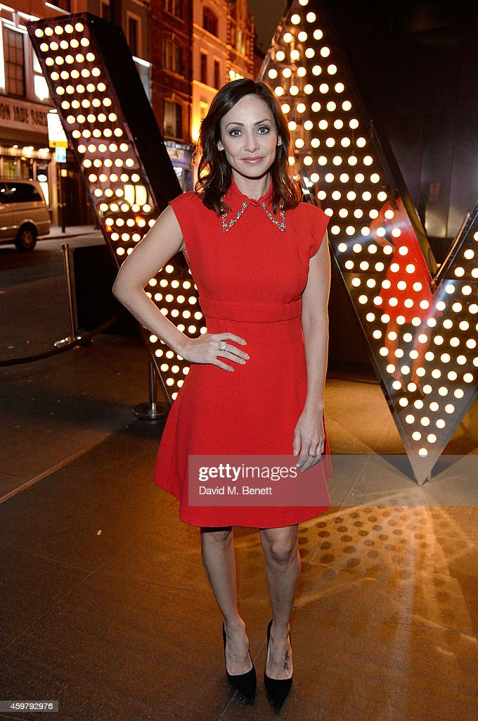 Natalie Imbruglia attends the W London - Leicester Square & (RED) World AIDS Day Fundraising Party at Wyld on December 1, 2014 in London, England.