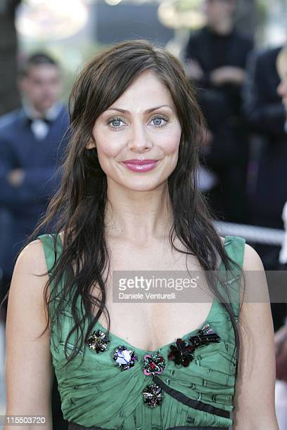 Natalie Imbruglia during 2005 Cannes Film Festival 'Cache' Premiere at Festival Du Palais in Cannes France