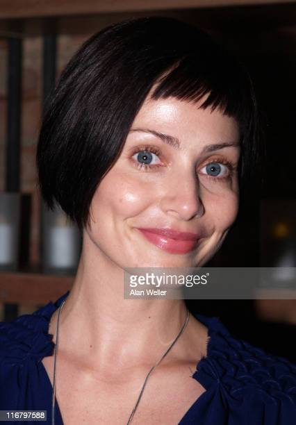 Natalie Imbruglia during London Fashion Week Fall/Winter 2007 Alice McCall Runway at Almada in London Great Britain