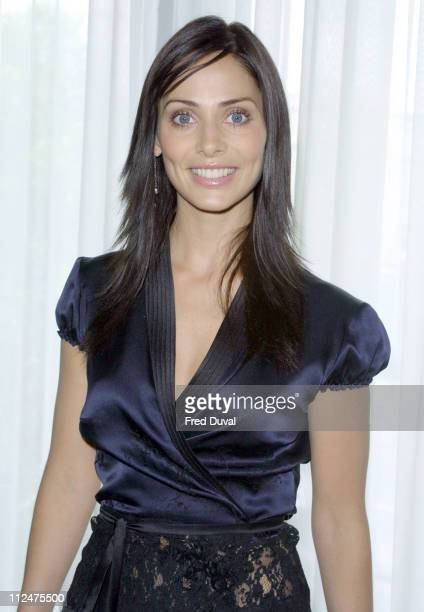 Natalie Imbruglia during Silver Clef Awards Promotion in London Great Britain