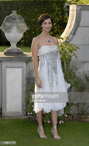 Natalie Imbruglia during The 8th Annual White Tie and Tiara Ball to Benefit the Elton John AIDS Foundation in Association with Chopard Arrivals in...