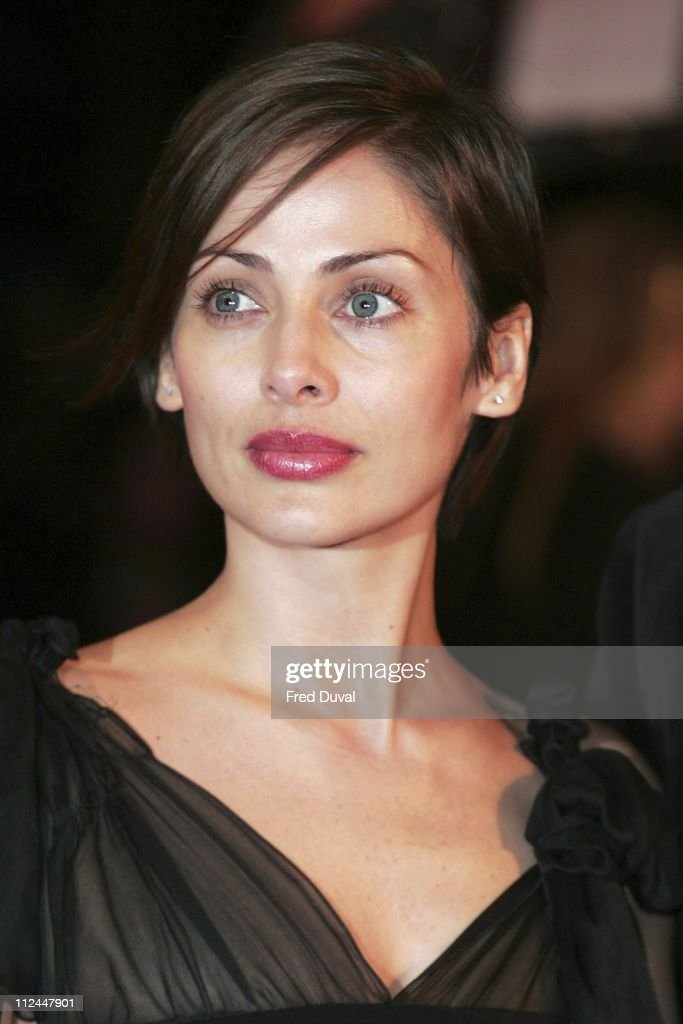 Natalie Imbruglia during The Orange British Academy Film Awards 2006 - Arrivals at Odeon Leicester Square in London, Great Britain.
