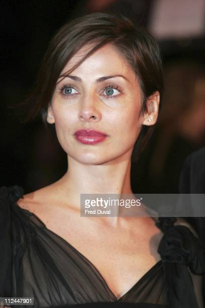 Natalie Imbruglia during The Orange British Academy Film Awards 2006 Arrivals at Odeon Leicester Square in London Great Britain