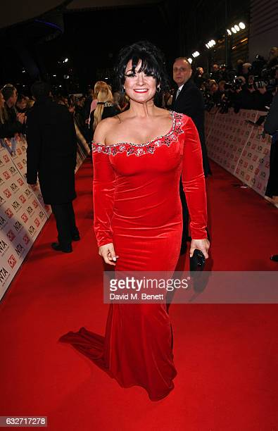 Natalie J Robb attends the National Television Awards on January 25 2017 in London United Kingdom