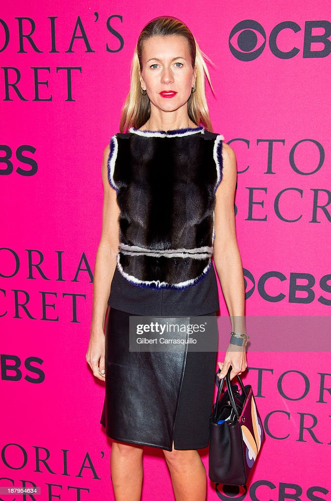 <a gi-track='captionPersonalityLinkClicked' href=/galleries/search?phrase=Natalie+Joos&family=editorial&specificpeople=764049 ng-click='$event.stopPropagation()'>Natalie Joos</a> attends the 2013 Victoria's Secret Fashion Show at Lexington Avenue Armory on November 13, 2013 in New York City.