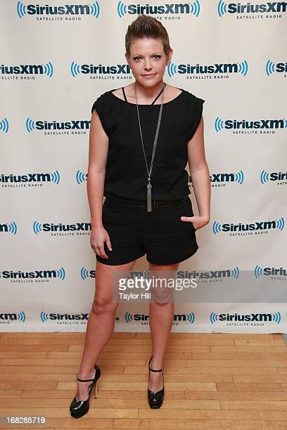Natalie Maines of The Dixie Chicks visits the SiriusXM Studios on May 7 2013 in New York City