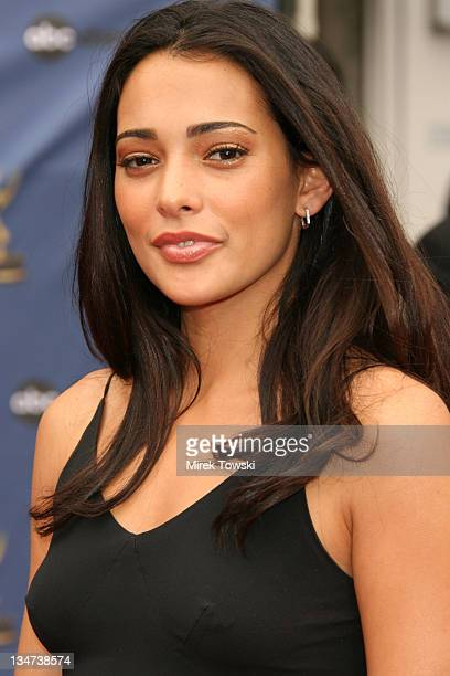 Natalie Martinez during The 33rd Annual Daytime Emmy Awards Arrivals at Hollywood Kodak Theater in Hollywood California United States