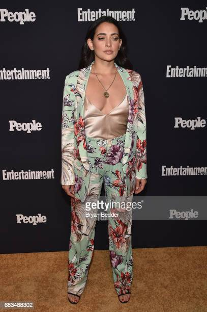 Natalie Martinez of APB attends the Entertainment Weekly and PEOPLE Upfronts party presented by Netflix and Terra Chips at Second Floor on May 15...
