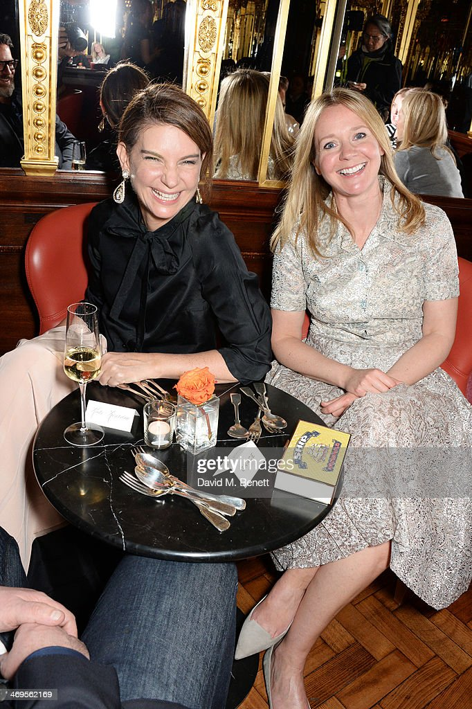GRACE Debut And AW14 Dinner Presentation At Cafe Royal