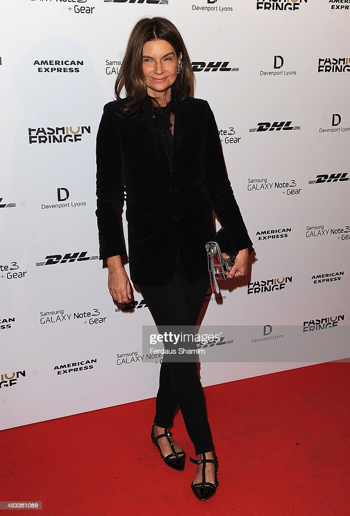 <a gi-track='captionPersonalityLinkClicked' href=/galleries/search?phrase=Natalie+Massenet&family=editorial&specificpeople=2118990 ng-click='$event.stopPropagation()'>Natalie Massenet</a> attends the Fashion Fringe 10th anniversary party at the London Film Museum on December 3, 2013 in London, England.