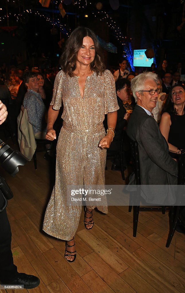 <a gi-track='captionPersonalityLinkClicked' href=/galleries/search?phrase=Natalie+Massenet&family=editorial&specificpeople=2118990 ng-click='$event.stopPropagation()'>Natalie Massenet</a> attends the Summer Gala for The Old Vic at The Brewery on June 27, 2016 in London, England.
