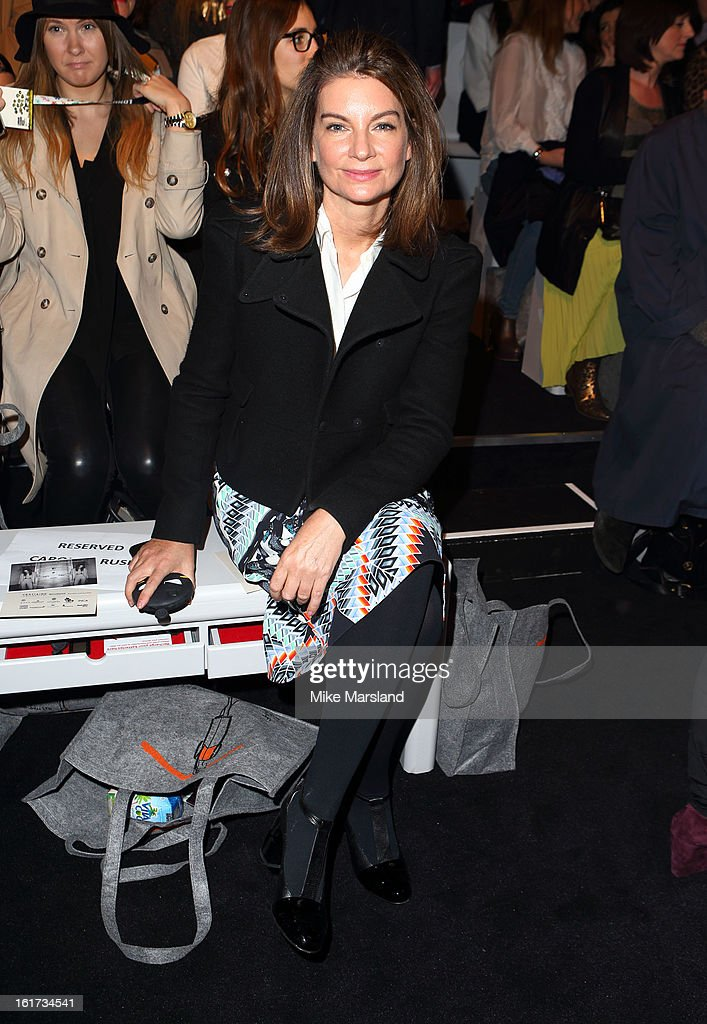 <a gi-track='captionPersonalityLinkClicked' href=/galleries/search?phrase=Natalie+Massenet&family=editorial&specificpeople=2118990 ng-click='$event.stopPropagation()'>Natalie Massenet</a> attends the Zoe Jordan show during London Fashion Week Fall/Winter 2013/14 at Somerset House on February 15, 2013 in London, England.