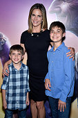 Natalie Morales and guests attend a Screening of 'The BFG' hosted by Disney the Cinema Society at Village East Cinema on June 29 2016 in New York City