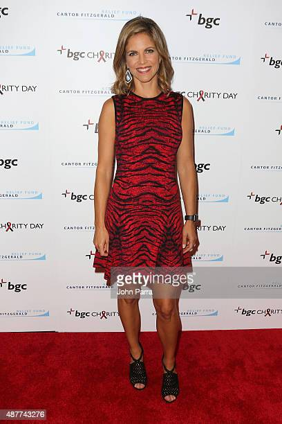 Natalie Morales attends Annual Charity Day hosted by Cantor Fitzgerald and BGC at BGC Partners INC on September 11 2015 in New York City