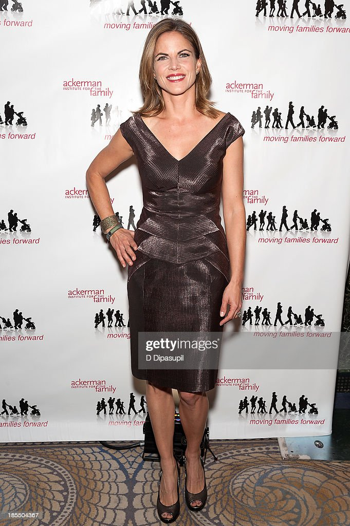 Natalie Morales attends the 2013 Moving Families Forward Gala at The Waldorf=Astoria on October 21 2013 in New York City