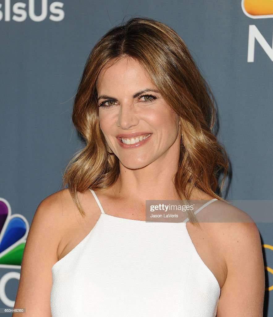 Natalie Morales attends the finale screening of 'This Is Us' at Directors Guild Of America on March 14, 2017 in Los Angeles, California.
