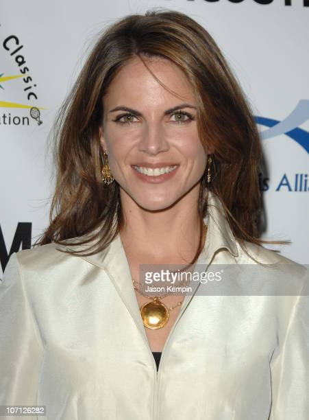 Natalie Morales during 'Giant Steps To The Cure' Gala hosted by the Tuberous Sclerosis Alliance April 12 2007 at Chelsea Piers Pier Sixty in New York...