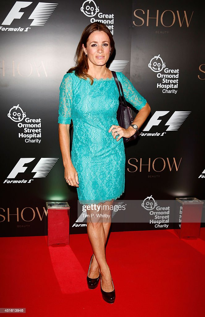 <a gi-track='captionPersonalityLinkClicked' href=/galleries/search?phrase=Natalie+Pinkham&family=editorial&specificpeople=2445880 ng-click='$event.stopPropagation()'>Natalie Pinkham</a> attends The F1 Party in aid of the Great Ormond Street Children's Hospital at Victoria and Albert Museum on July 2, 2014 in London, England.