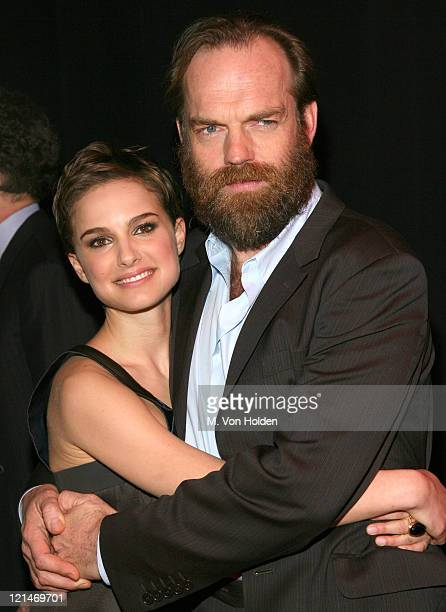"""natalie portman hugo weaving dating – unscripted with hugo weaving nice visual that) when natalie portman off about it and a co-star of samberg's said """"if andy is dating natalie."""