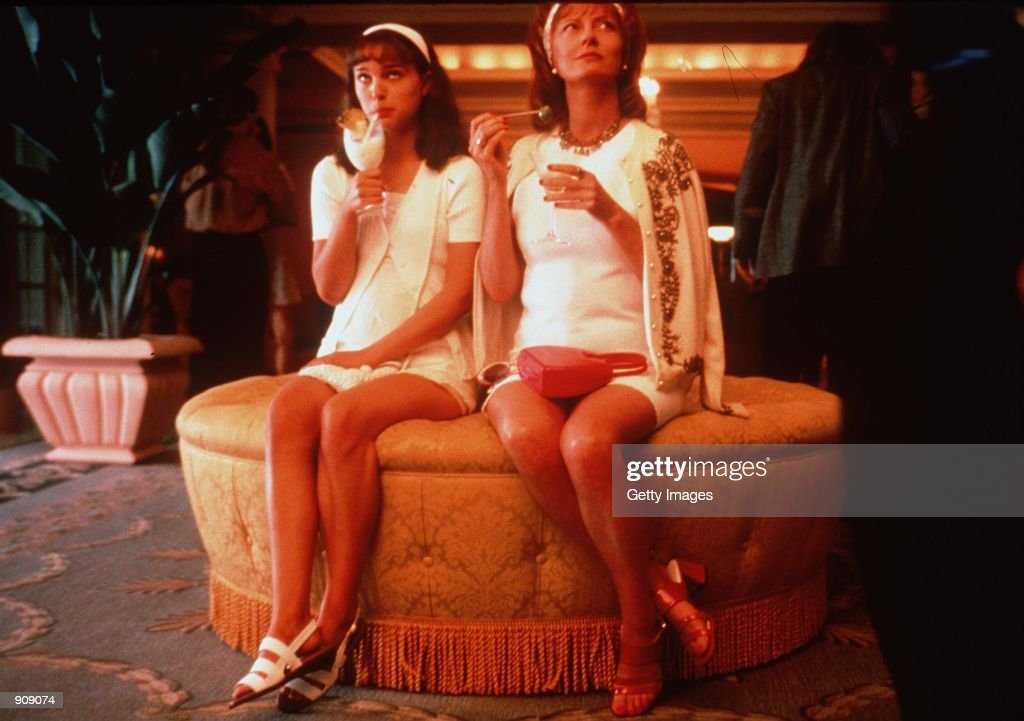 Natalie Portman and Susan Sarandon star in the movie 'Anywhere But Here'