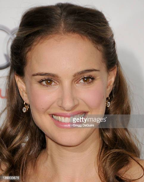 Natalie Portman arrives at the AFI Fest 2010 Closing Night Gala Premiere of 'Black Swan' at the Grauman's Chinese Theatre on November 11 2010 in...