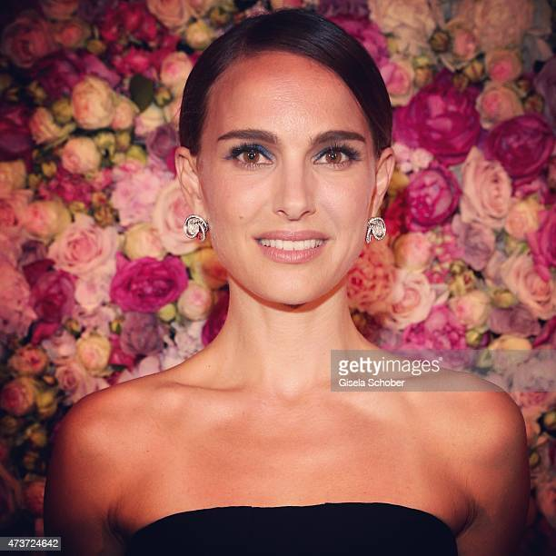 Natalie Portman attends the 'A Tale of Love and Darkness' Party during the 68th annual Cannes Film Festival on May 17 2015 in Cannes France