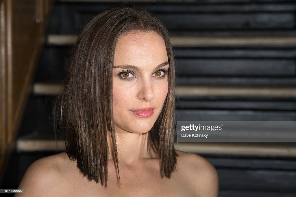 <a gi-track='captionPersonalityLinkClicked' href=/galleries/search?phrase=Natalie+Portman&family=editorial&specificpeople=202035 ng-click='$event.stopPropagation()'>Natalie Portman</a> attends the after party for the screening of 'Thor: The Dark World' hosted by The Cinema Society and Dior Beauty at The Marlton on November 6, 2013 in New York City.