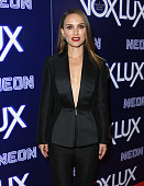 "Premiere Of Neon's ""Vox Lux"" - Arrivals"