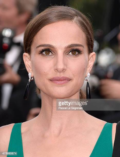 Natalie Portman attends the 'Sicario' Premiere during the 68th annual Cannes Film Festival on May 19 2015 in Cannes France