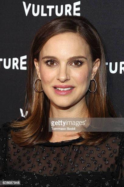 Natalie Portman attends the Vulture Awards Season Party at Sunset Tower Hotel on December 8 2016 in West Hollywood California