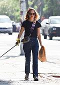 CA: Celebrity Sightings In Los Angeles - July 20, 2019