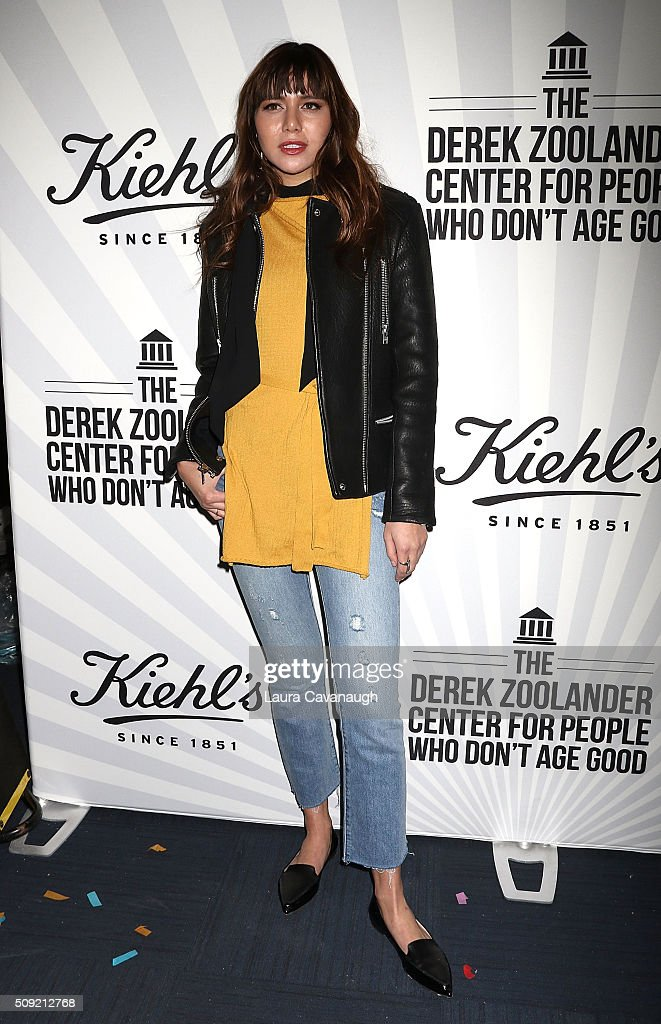 Natalie Suarez attends The Derek Zoolander Center For People Who Don't Age Good Opening on February 9, 2016 in New York City.