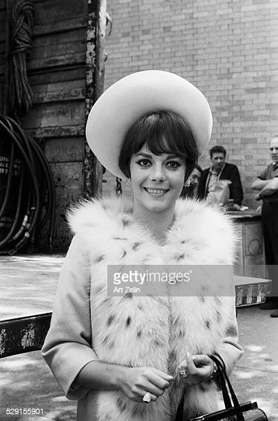 Natalie Wood as Penelope New York 1966