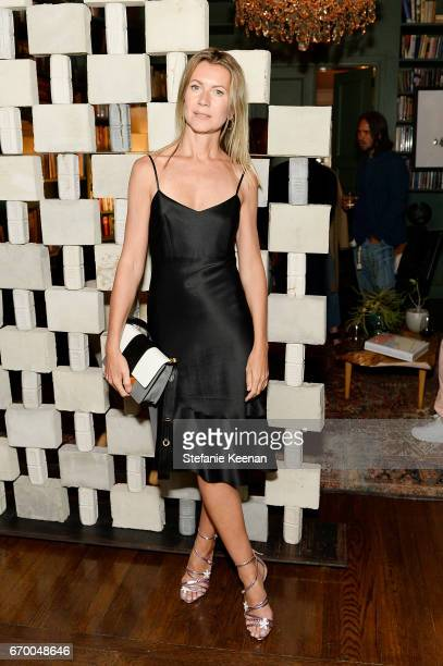 Natalie Yoos attends Tania Fares and Rosetta Getty Together with Eric Buterbaugh Gia Coppola Jacqui Getty Irena Medavoy Jennifer Meyer Brigette...