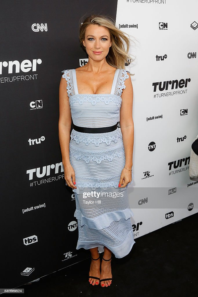 Natalie Zea attends the 2016 Turner Upfront at Nick Stef's Steakhouse on May 18 2016 in New York New York